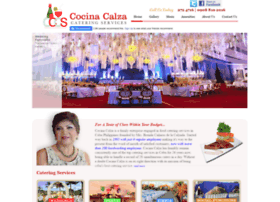 cocinacalza.com