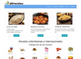 cocinacolombiana.espaciolatino.com