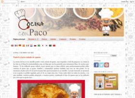cocinaconpaco.com