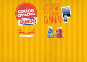 cocinacreativabimbo.com