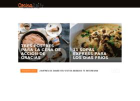cocinadaily.com