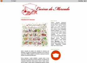 cocinademercado.blogspot.com