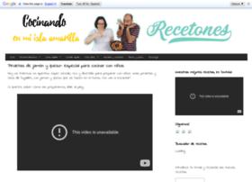 cocinaenmislamarilla.blogspot.com