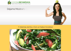 cocinametabolica.net