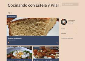 cocinandoconestelaypilar.blogspot.com