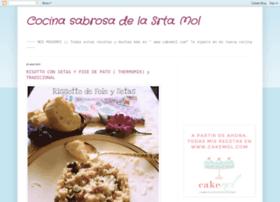 cocinasabrosadelosmol.blogspot.com
