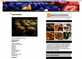 cocinaycomidasana.com