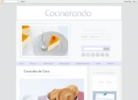 cocinerando.blogspot.com