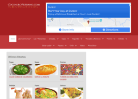 cocineroperuano.com