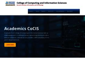 cocis.pafkiet.edu.pk