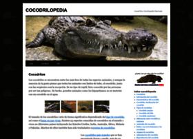 cocodrilopedia.com
