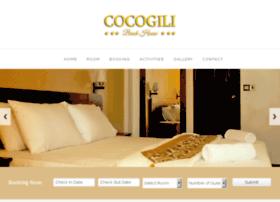 cocogilibeachhouse.com