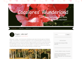 cocoloreswunderland.com
