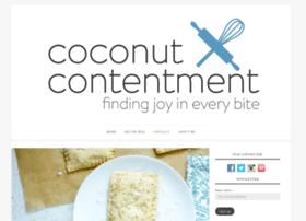 coconutcontentment.com