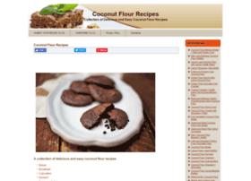coconutflourrecipes.org