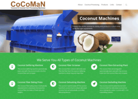 coconutmachine.com