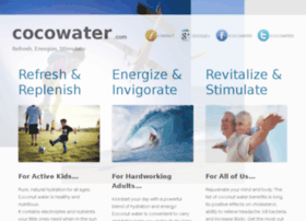 cocowater.com