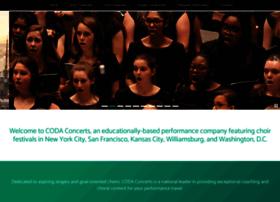 codaconcerts.com