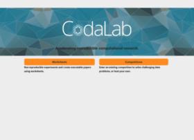 codalab.org