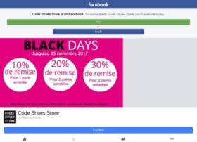 code-shoes-store.com