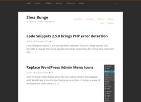 code-snippets.bungeshea.com