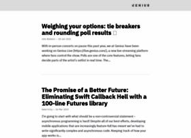 code.genius.com