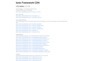 code.ionicframework.com