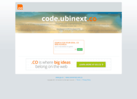 code.ubinext.co