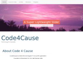 code4cause.com