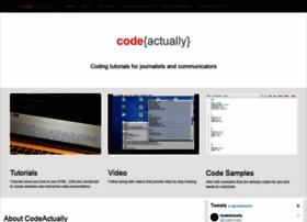 codeactually.com