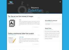 codeaffair.com