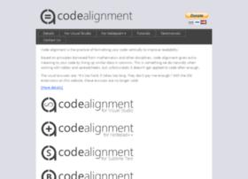 codealignment.com