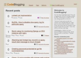 codeblogging.net