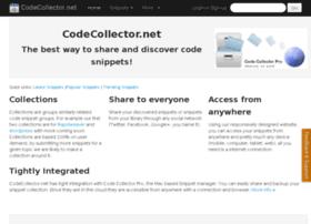 codecollector.net