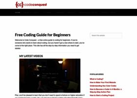 codeconquest.com