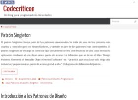 codecriticon.com