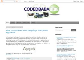 codedbabablog.com