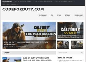 codeforduty.com