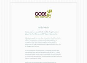 codeforthepeople.com