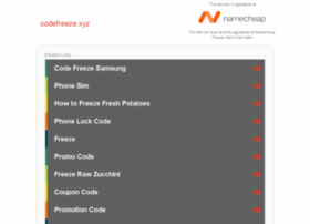 codefreeze.xyz