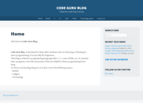 codegurublog.wordpress.com