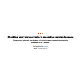 Codeigniter.com