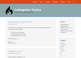 codeigniter.org.pl