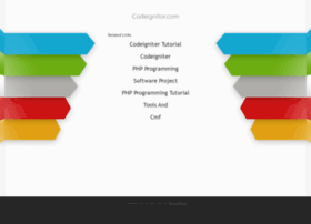 codeignitor.com