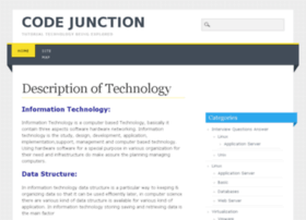codejunction.info
