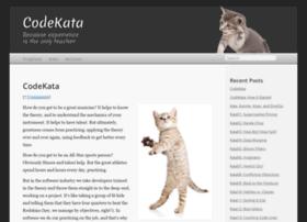 codekata.pragprog.com