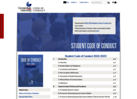 codeofconduct.gsu.edu