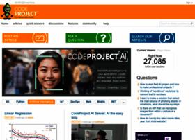 codeproject.com