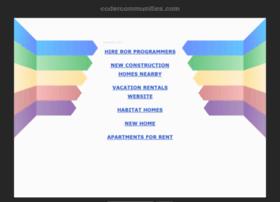 codercommunities.com