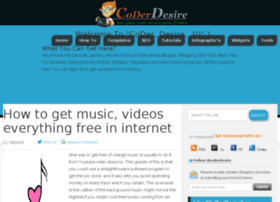 coderdesire.com